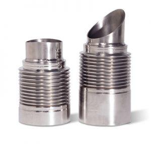 Senior Flexonics Metal Fuel Nozzle Bellows