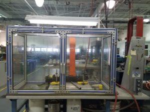 Pressure Burst Cell at Senior Flexonics Testing Lab