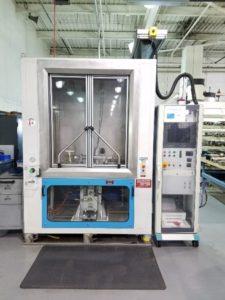 Pressure Pulsation Testing Unit 1 at Senior Flexonics